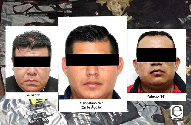 Por narco y secuestro, detienen a director de policía de Paso del Macho