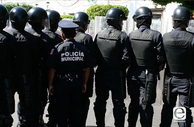 Como en Jamapa, SSP interviene otras 3 policías municipales