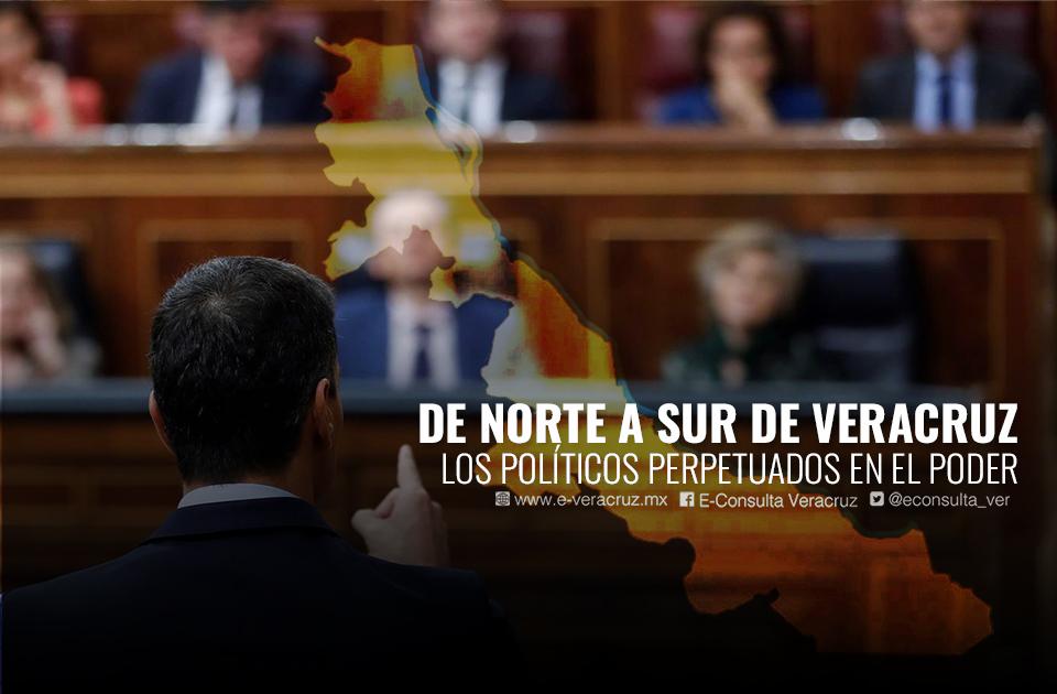 Casi un Déjà vu: en Veracruz votantes elegirán entre caras conocidas