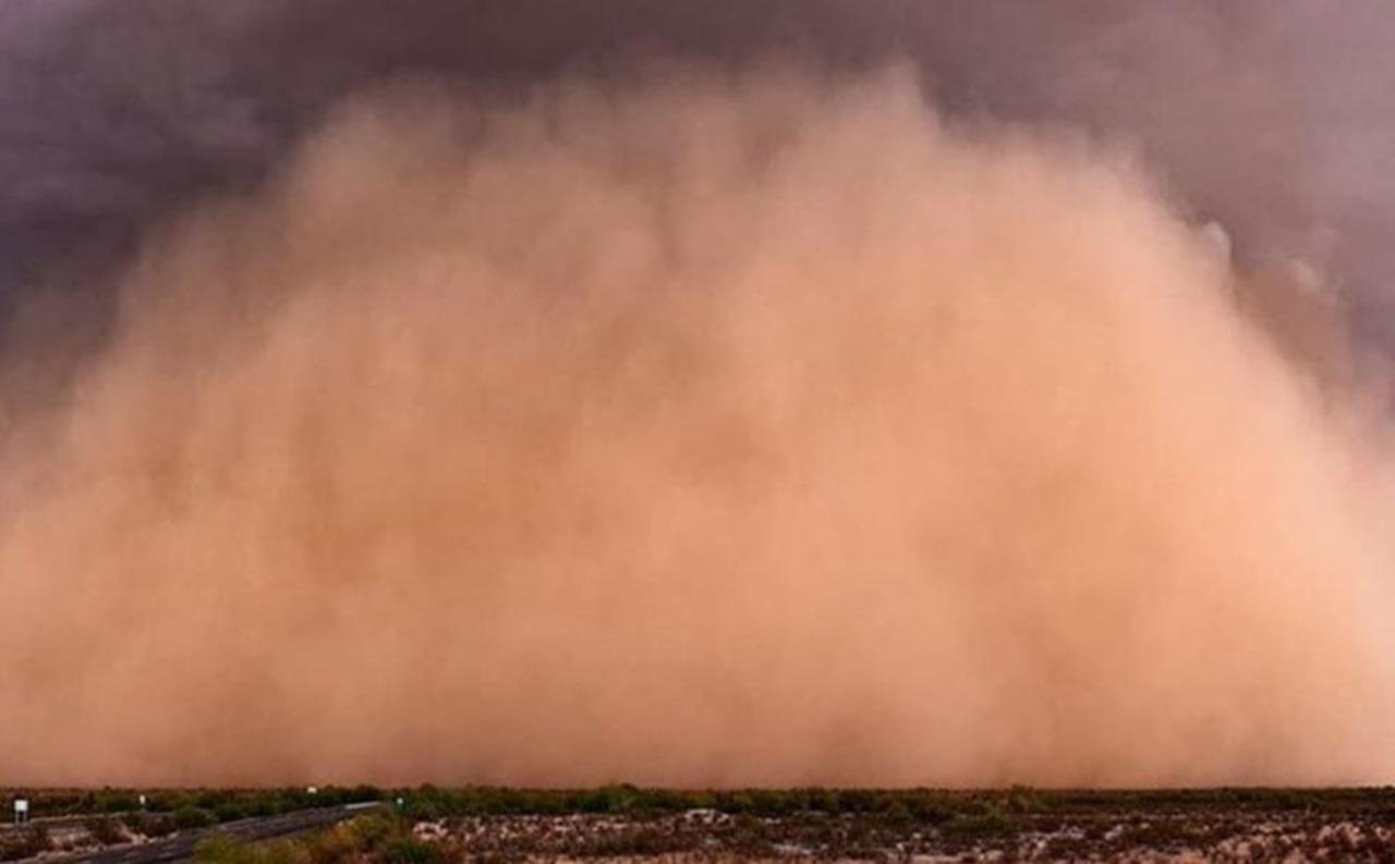 ¿Qué es el polvo del Sahara y cómo afectaría a Veracruz?