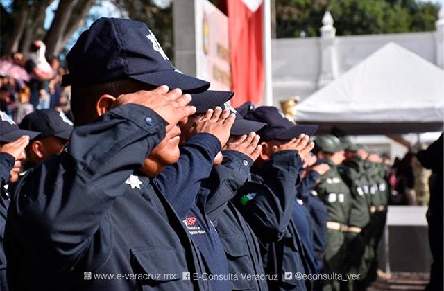 Ponen a dieta a los policías de Coatzacoalcos