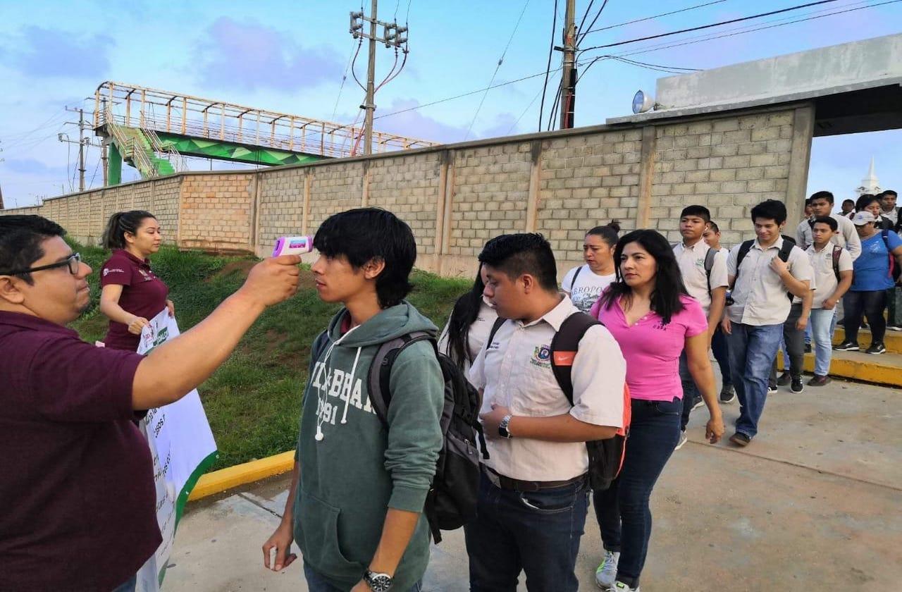 Por pandemia, alumnos del ITESCO piden prórroga en inscripción