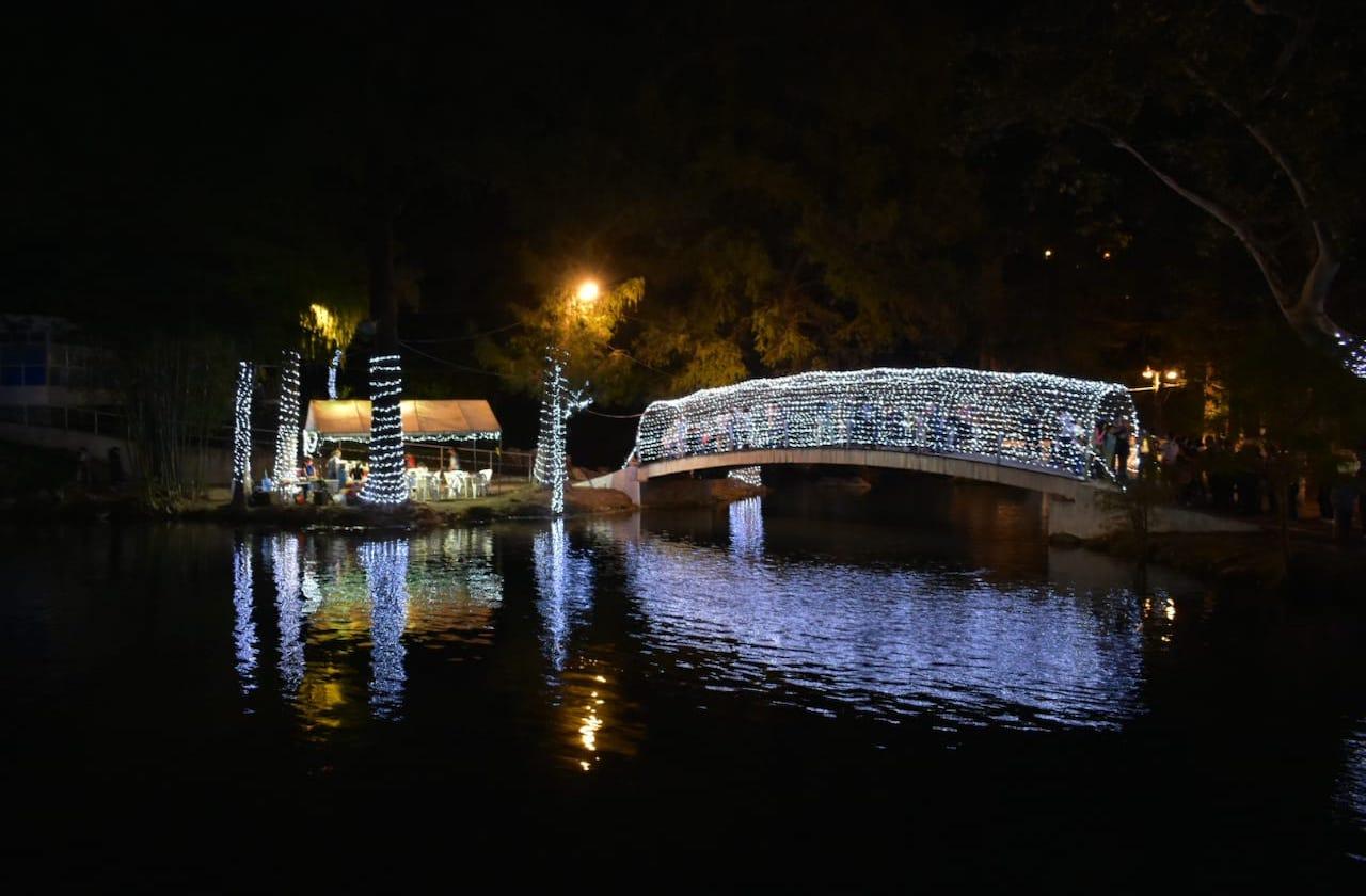 Por pandemia, cancelan festival Laguna Iluminada de Nogales