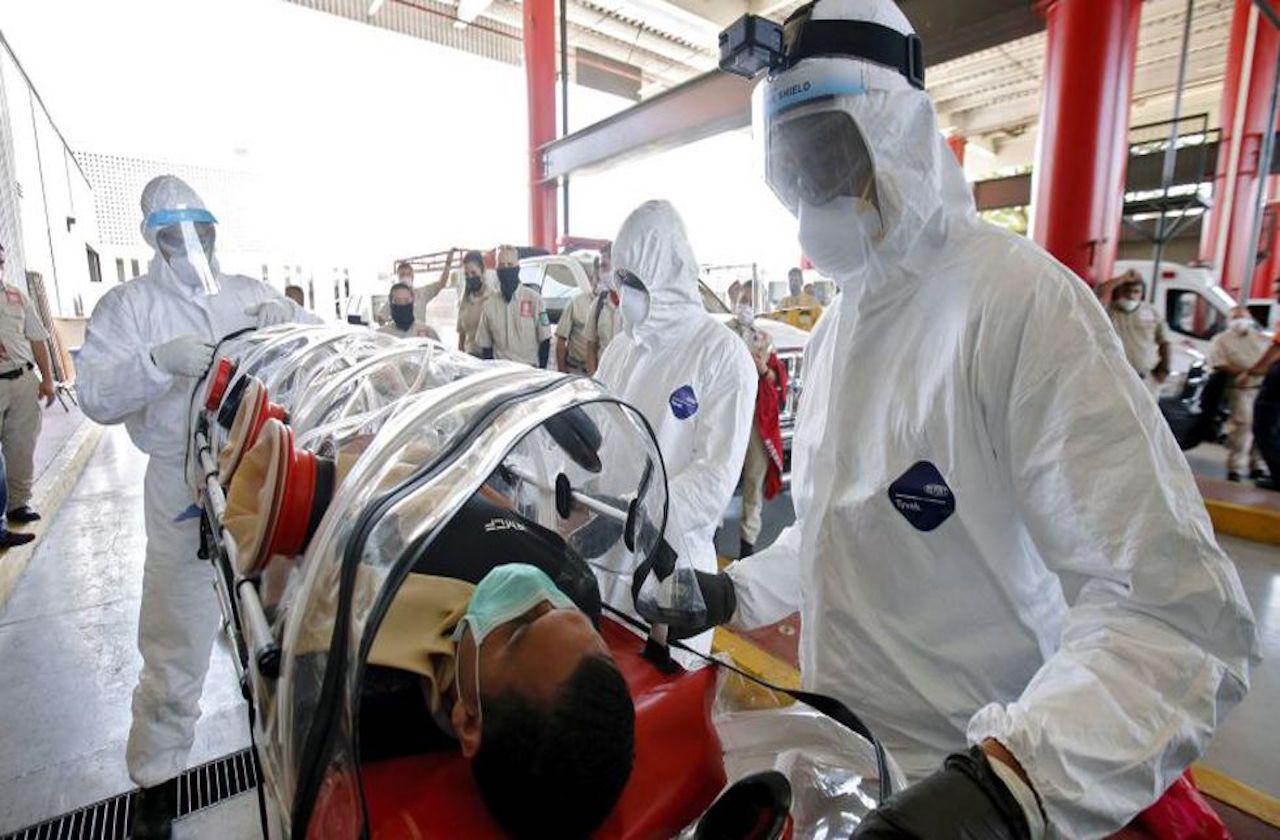 Por primera vez, Veracruz suma 84 muertes por covid en 24 horas