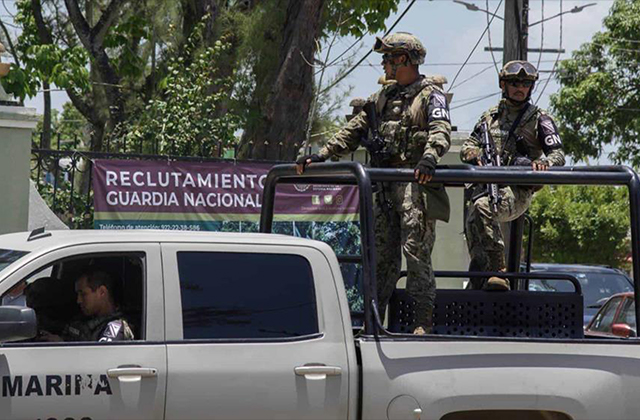 Supuesta bomba movilizó intenso operativo en colonia de Veracruz
