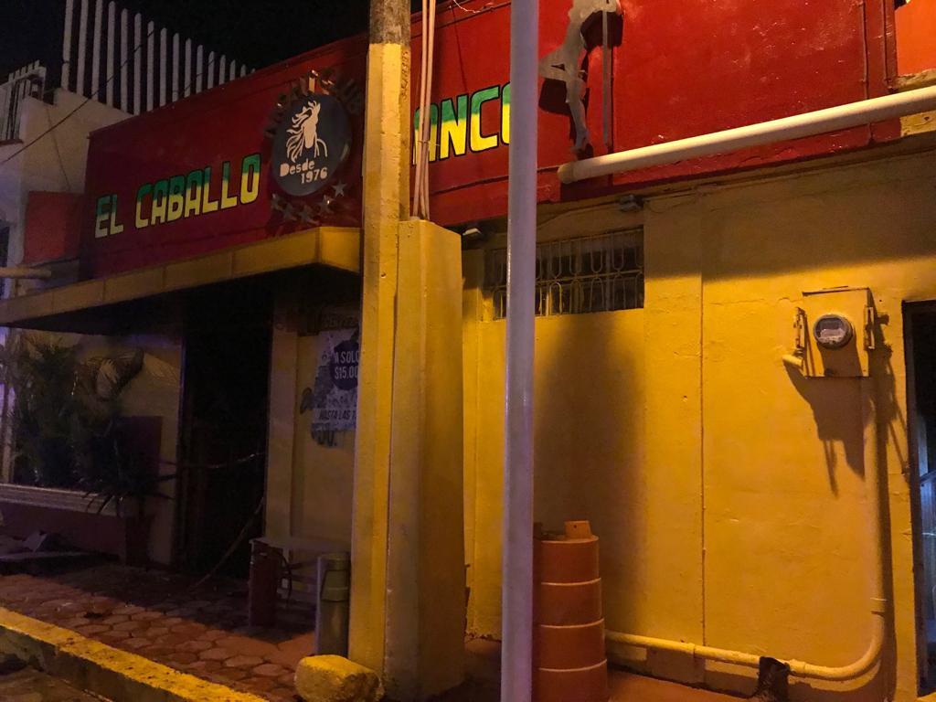 Identifican a las primeras víctimas de Caballo Blanco