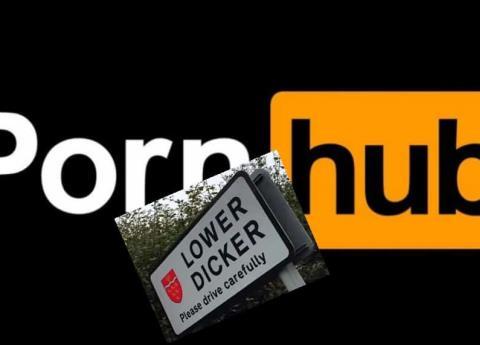 ¿Vives en una ciudad con nombre porno? Tendrás servicio premium de Pornhub