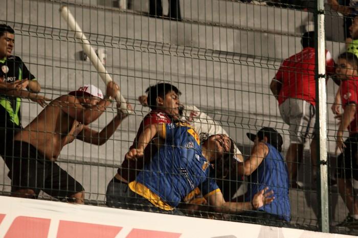 Femexfut veta por un partido el Luis 'Pirata' Fuente tras trifulca