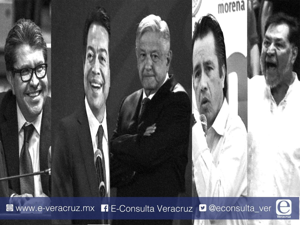 Así, élite morenista ha evaluado al gobierno de Cuitláhuac García