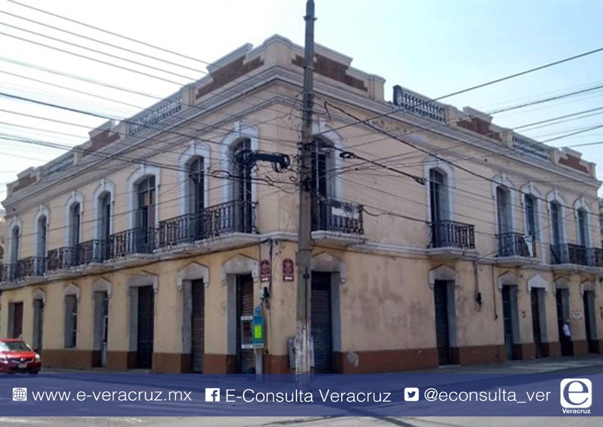 Los 6 inmuebles históricos de Veracruz que permanecen en total abandono