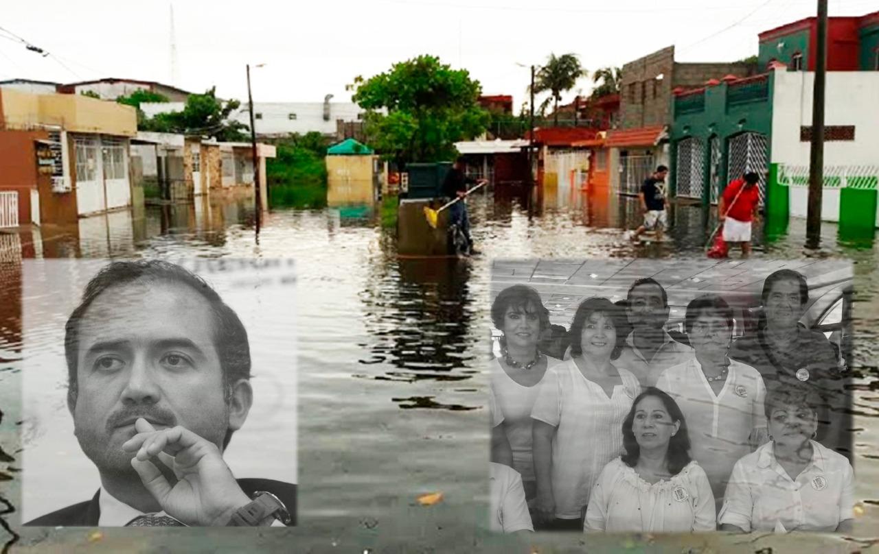 Familias del Puerto, en riesgo de inundación por incumplimiento de obras