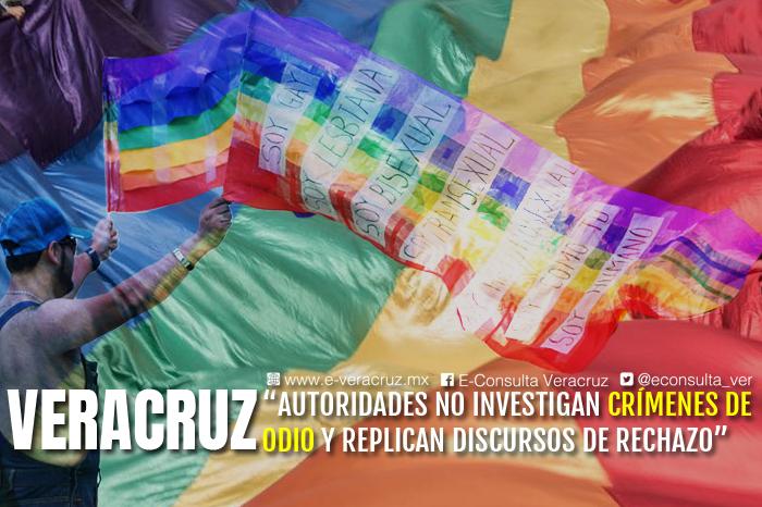 Matar con odio en Veracruz: los 17 crímenes contra comunidad LGBTTI en 2018