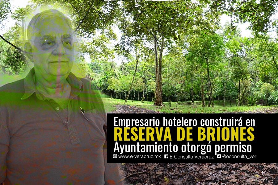Empresario con negro historial busca construir hotel en Bosque de Niebla