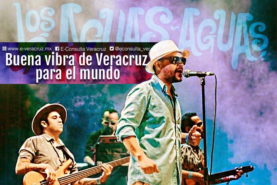"""Los Aguas Aguas: El ritmo """"tranquilo y tropical"""" que se escucha en todo México"""