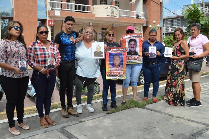 En Veracruz, estatales desaparecieron a 8 policías y siguen impunes