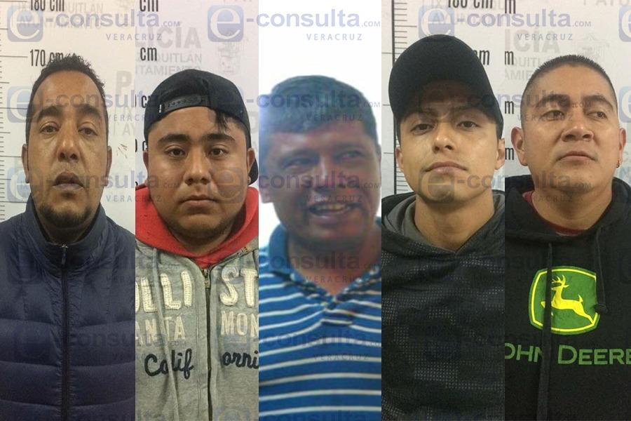 Desaparecen 7 comerciantes en Veracruz; fueron detenidos por municipales