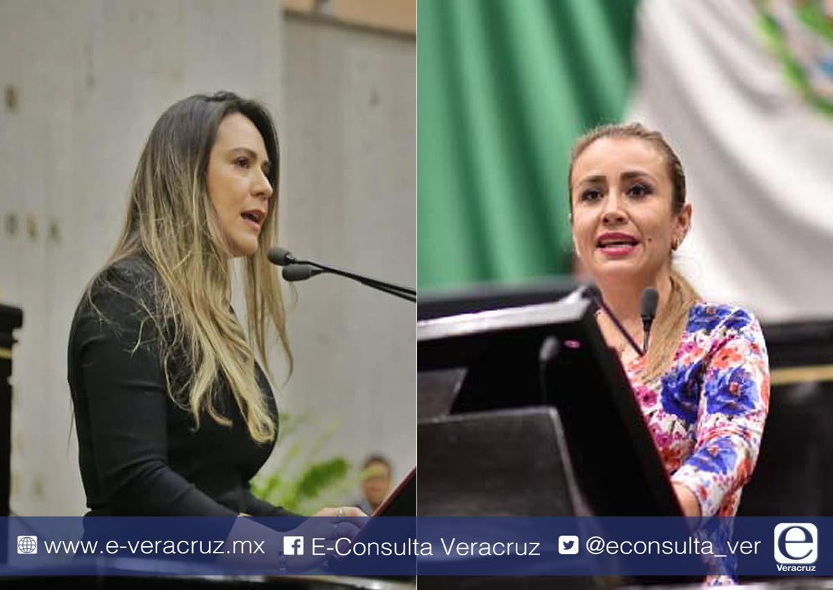 """Diputadas olvidan """"sororidad""""; Ortega y Lagunes se confrontan en redes"""