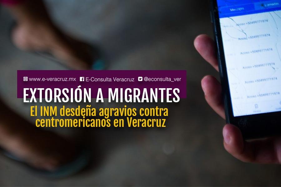 INM bloquea visas humanitarias a migrantes amenazados