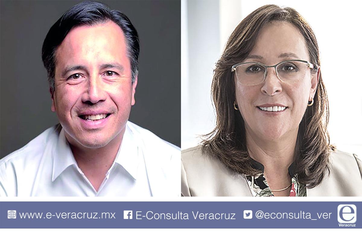 Cuitláhuac y Nahle, entre los 300 líderes más influyentes de México