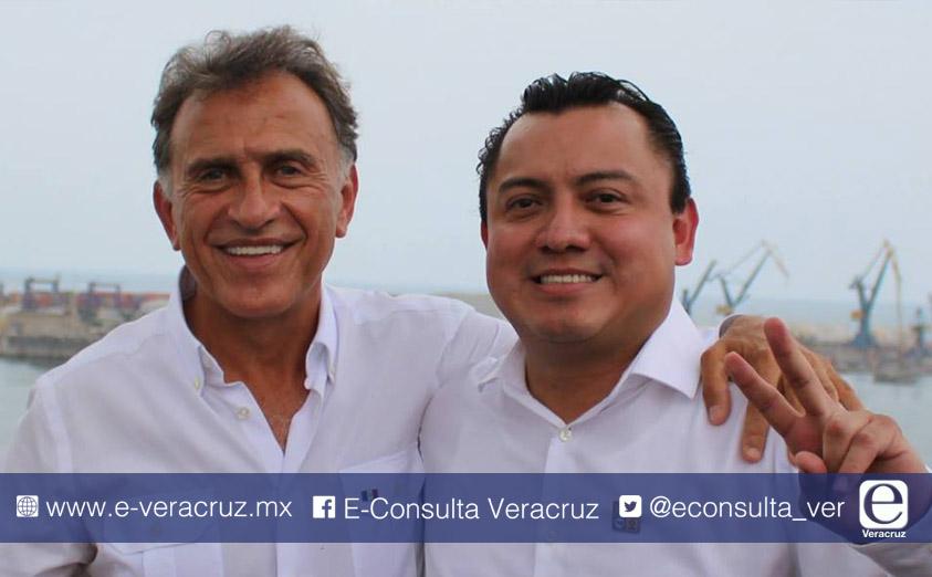 Dirigente del PAN que recibió contratos millonarios con Yunes busca reelección