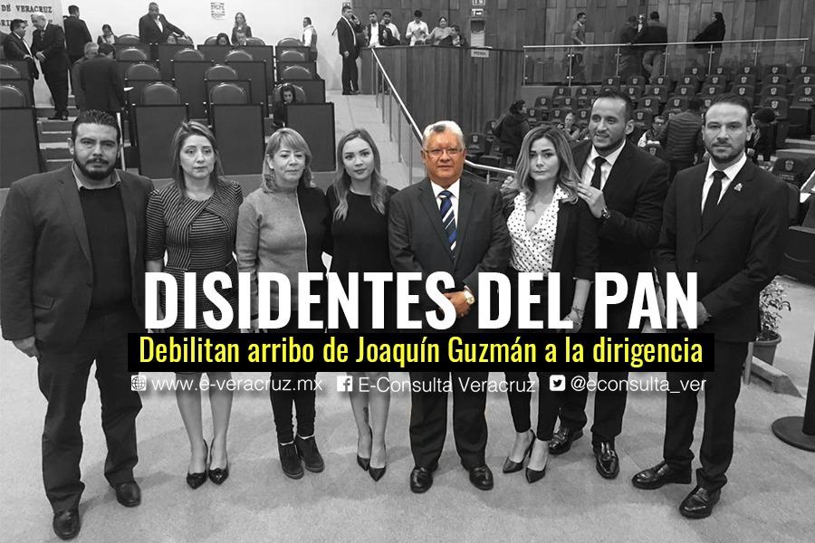 En medio de crisis, PAN se fractura por dinero en Congreso de Veracruz