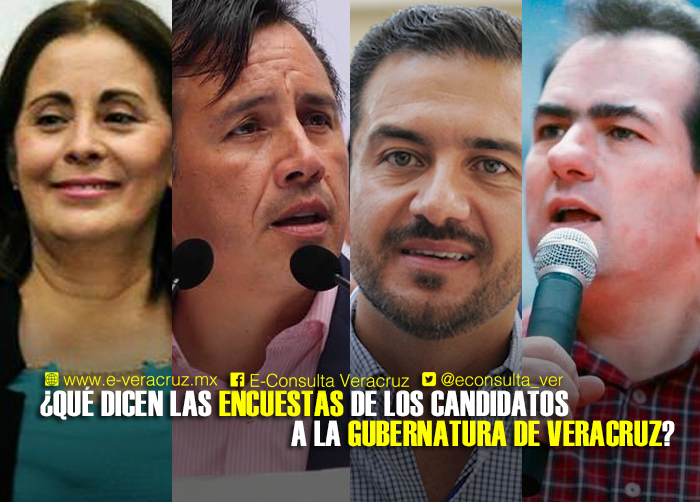 Con empate técnico entre PAN y Morena, inician campañas a gobernador en Veracruz