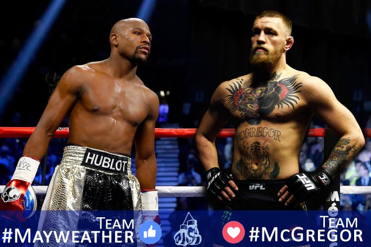 McGregor parará a Mayweather en el sexto asalto
