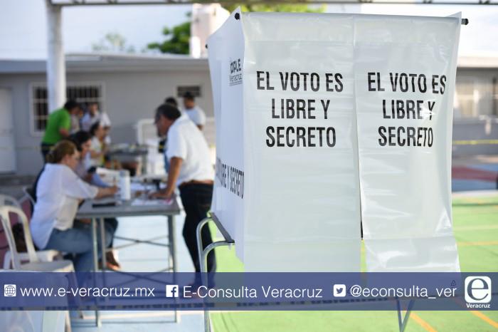 Elecciones extraordinarias en Veracruz costarán ocho millones de pesos