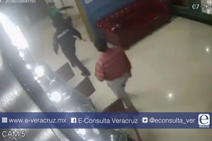 Nuevo video del bar Hunter pone bajo sospecha a autoridades de Veracruz