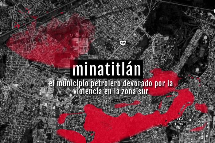 Minatitlán, el foco rojo de la zona petrolera al sur de Veracruz