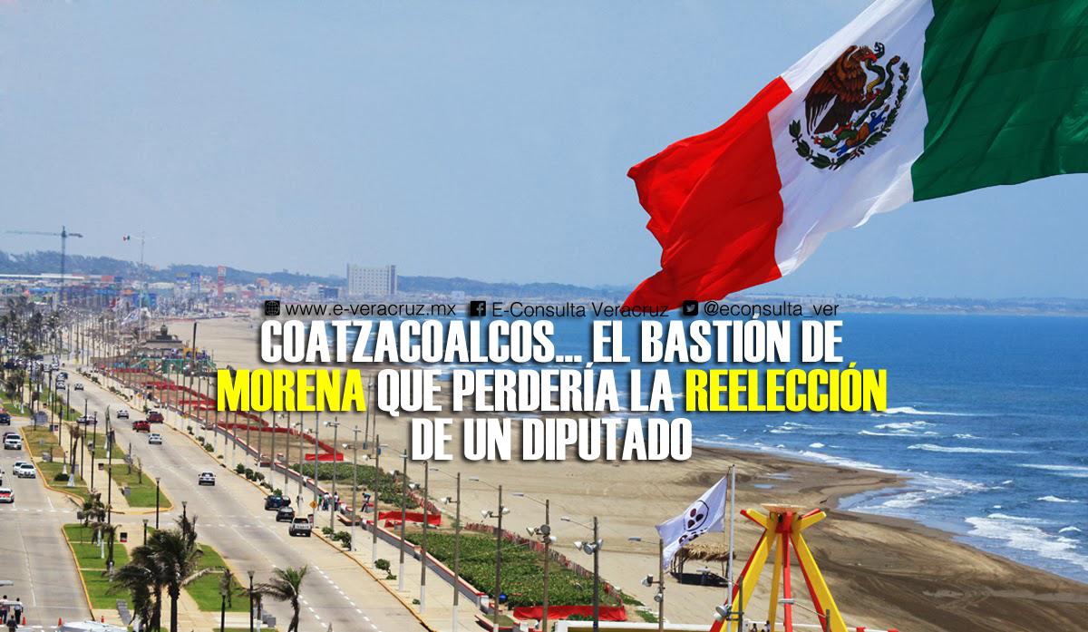 ¿Por qué Amado Cruz no puede ser candidato de Morena en Coatzacoalcos?