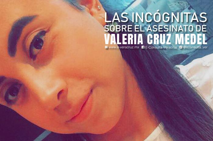 Los cabos sueltos del caso de Valeria Cruz, que ha dejado Yunes Linares