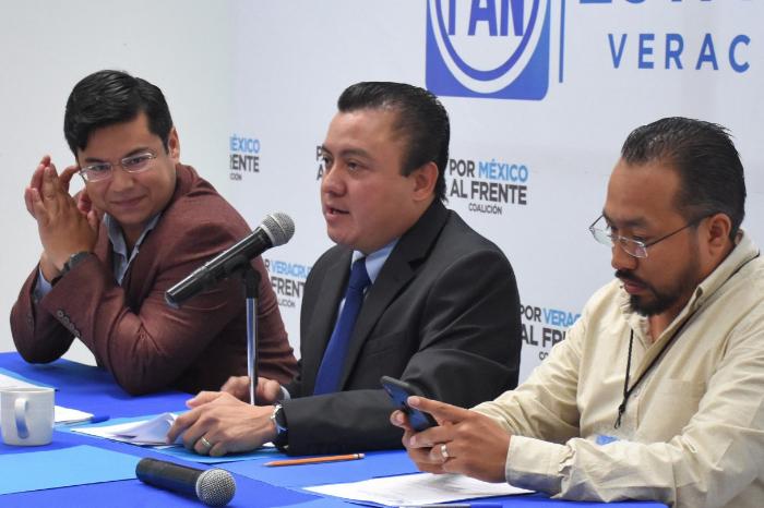 Pepe Mancha propone romper alianza con PRD y Movimiento Ciudadano