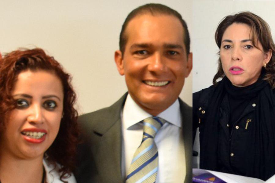 Dan 2 años de domiciliaria a Luis Ángel Bravo, Rosario Zamora y Carlota Zamudio