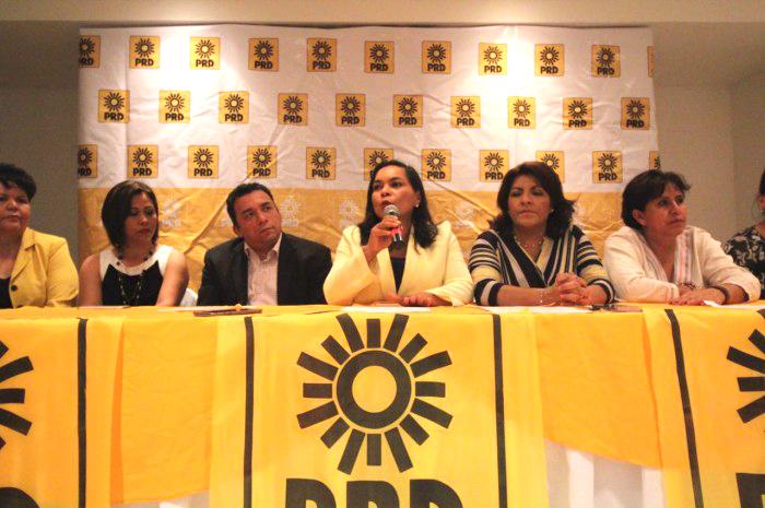 Mancera, Aureoles y Graco están interesados en la candidatura para la presidencia: PRD