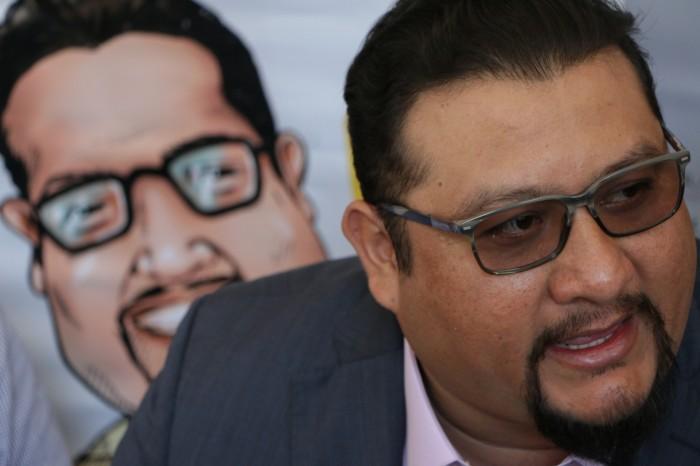Sergio Rodríguez regresa a la bancada del PRD