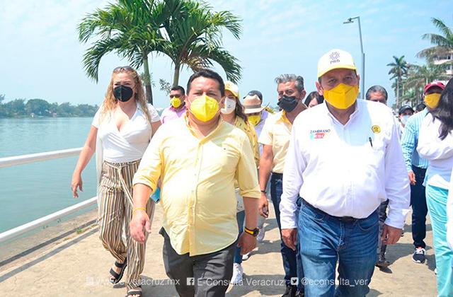 PRD va por juicio político contra Gobernador, fiscal y una juez