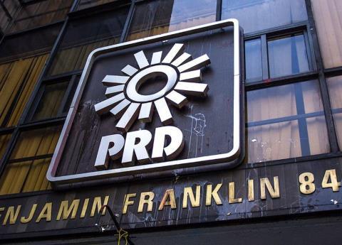 Trabajadores de base en el PRD serán liquidados