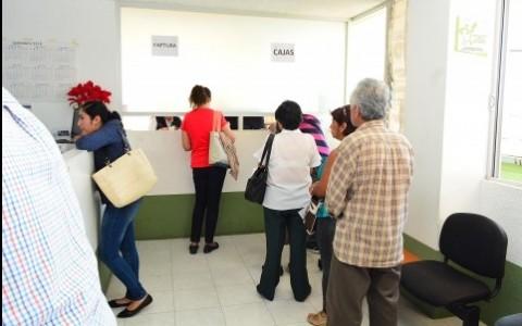 Ofrece Ayuntamiento de Xalapa 36 cajas para el pago del Predial 2017