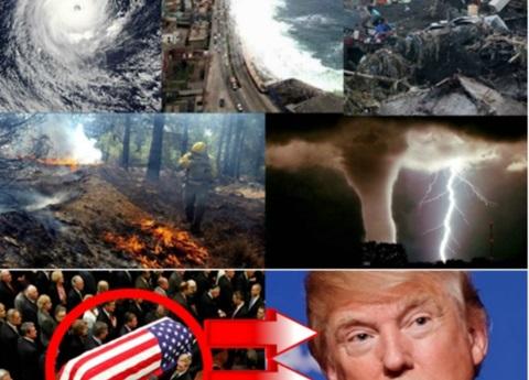 Predicciones para 2018: Guerra, muerte de Trump y desastres