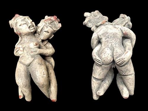 Prácticas sexuales prehispánicas que no agradaron a los cristianos