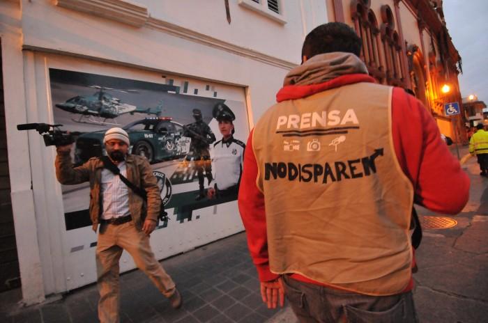 En medio de violencia, periodistas de Veracruz ganan 100 pesos diarios: CEAPP
