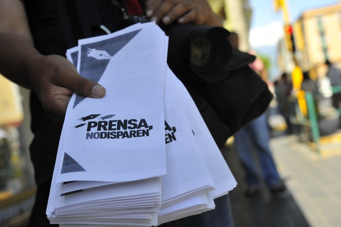 Violencia contra periodistas se recrudece a partir del 2004
