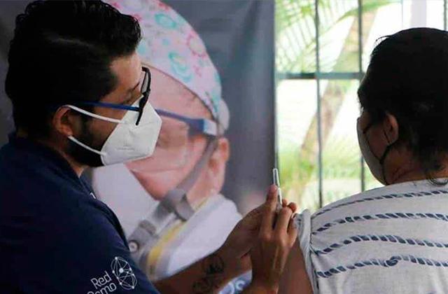 Presentan plan de vacunación contra covid en México