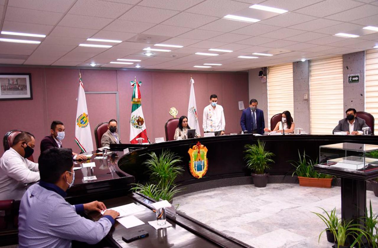 Presentan terna de aspirantes a la Comisión de Víctimas en Veracruz