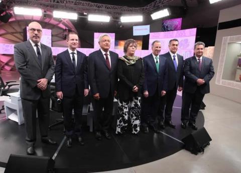 ¿Cómo reaccionaron los presidenciables al último debate?