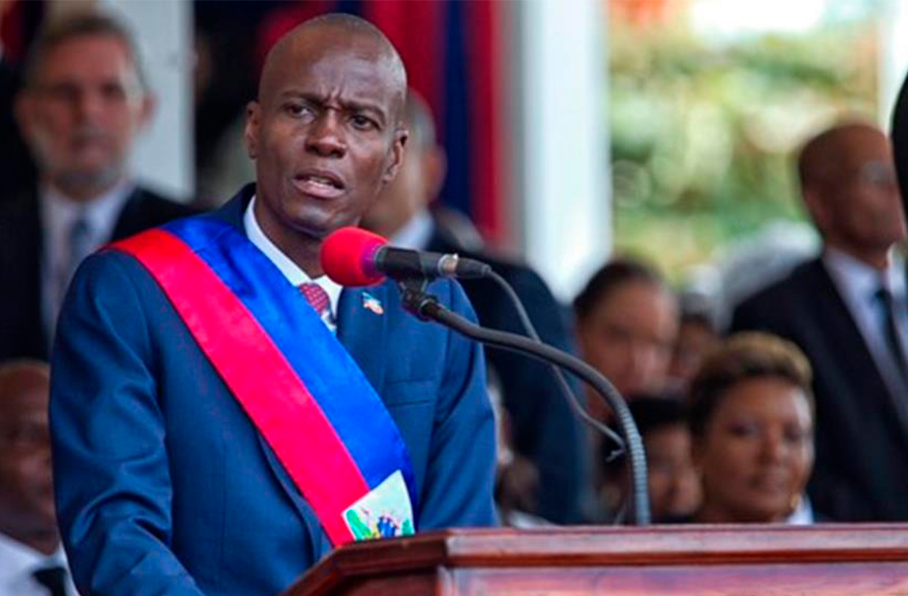 12 balazos terminaron con la vida del presidente de Haití: informe