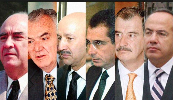 De ganar, Meade mantendrá pensiones de expresidentes