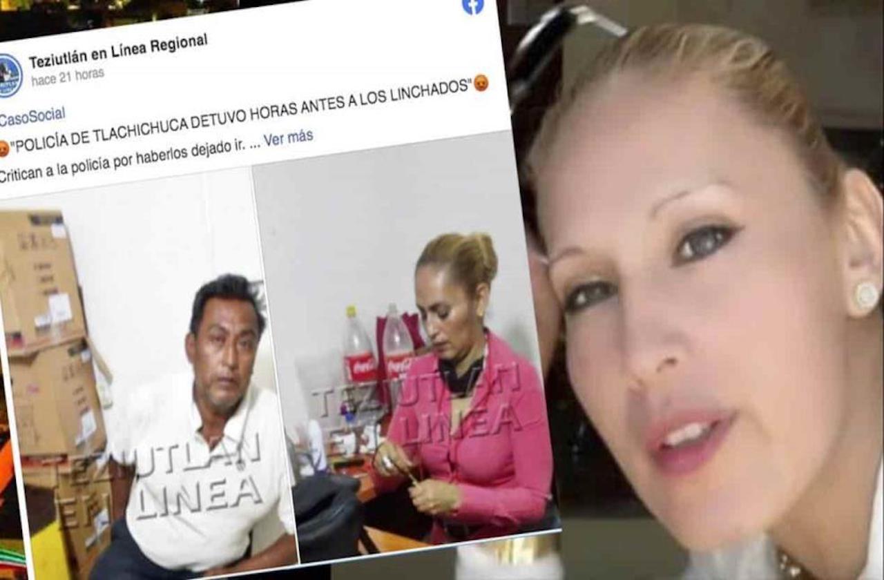 Rumor en redes sociales derivó en linchamiento de Edmunda