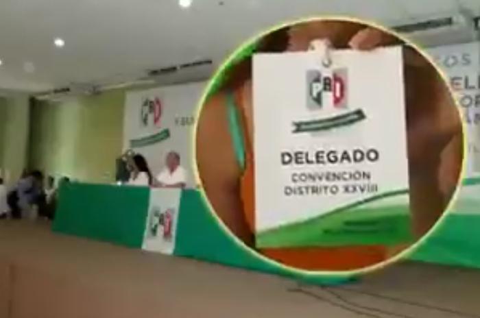 Alumnos Itesco denuncian ser obligados a ir a eventos priístas
